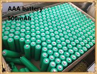 Free Shipping 10pcs/ lot AAA New Original EXPORT Rechargeable NI-MH battery 1.2V 500mAh