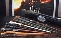 Best price Deluxe Harry Potter Hogwarts Magic Magical Wand Wizard 100pcs