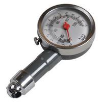 Auto supplies high precision mechanical tire pressure table tire pressure gauge plastic box portable equipment car