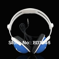 Mix Style Star headphone earphone headset 3.5mm for phones mp3 mp4 pc laptop Hot selling(With track)