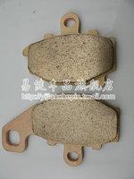 Motorcycle gold brake pads zrx400 caliper zzr400 caliper kle65