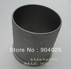 Pump accessories 4-inch pipe connected (aluminum) straight pipe fittings(China (Mainland))