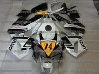 Free shipping ABS FAIRING KIT For CBR600 F5 05-06 Racing Fairing 567  f5