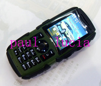 NEW S2 IP-68 Dustproof Shockproof Waterproof Outdoor Phone Dual Sim S8 Big Battery Russian Keyboard Free Shipping