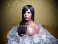 earring display female cosmetology mannequin heads with cheap price