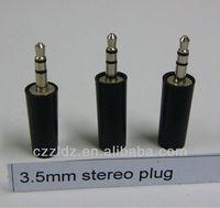 3.5mm stereo plug