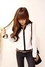 popular silk chiffon blouse