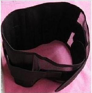 Mesh breathable waist support belt type fitted waist belt