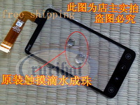 Free shipping + original EVO3D G17 touch screen + to send screen protective film