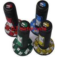 High performance PRO TAPER grips with 6 colors available  7/8'' universal dirt bike handle grips  Wholesale motocross grips