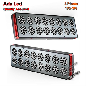High Power Led Grow Light Apollo Led 12 Two Panels 430W Full Spectrum Indoor Grow Greenhouse Garden Hydroponic Lamp Plant Light