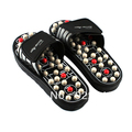 Free Shipping  Slippers Sandals Massage Acupuncture Foot Healthy Shoes