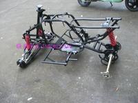 Atv frame big atv bull frame atv accessories atv refires frame