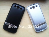 Ultra Thin external Battery case For Samsung Galaxy S3 SIII I9300 backup Battery 3200mAh Emergency Charger power bank