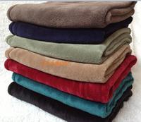 Coral fleece blanket casual blanket knee blanket sierran blanket
