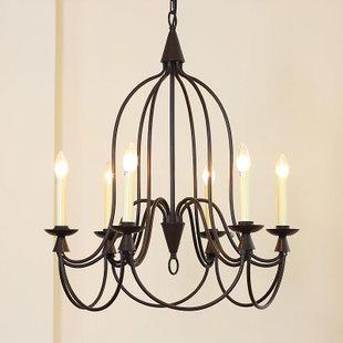 lighting american wrought iron brief modern vintage pendant. Black Bedroom Furniture Sets. Home Design Ideas