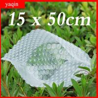 PE bubble bags15X50cm ,Pouches packaging,15X50cm (100 pcs/lot)  155050