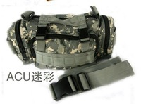 3P attack riding bag Waist bags multi Waist bags black / army green / camouflage free shipping