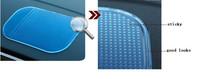 Free shipping 500pcs/lot  Wholesale Magic Non slip sticky pad PU Gel Anti Slip Pad