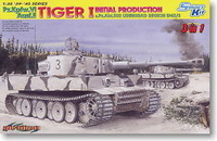 Dragon 6600 1/35 scale Pz.Kpfw.VI Ausf.E TIGER Tank plastic model kit
