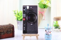 Leica Camera PARTERN Hard Back Case Cover for for Sony Xperia Z L36H