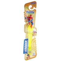 Rabbit cartoon soft-bristle child toothbrush 3 child toothbrush wool soft-bristle wool