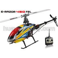 E-Razor 450 FBL Carbon Version