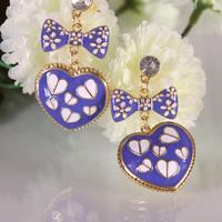 2014 new fashion Over 15 $ Free shipping Fashion bj heart earrings   Wholesale long earrings gold earrings drop earrings
