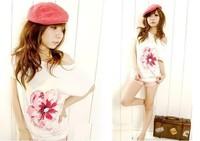 The hot Korean T-shirt casual sweatshirt free shipping