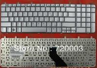 5pcs FREEshipping OriginalGenuineGoodWorking laptop keyboard For HP DV7-1000 DV7-1100 DV7-1200 dv7t-1100 dv7-1000 dv7z-1000 RU