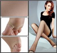 Free shipping 5pcs Open toe socks pantyhose stockings open toe sockssummer  thin tights