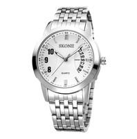DHL Free shipping 10pcs/lot,Calendar wristwatch,The fashion leisure watches