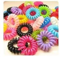 Min. order $9 Telephone cord headband mm hair accessory phone strap hair accessory hair rope