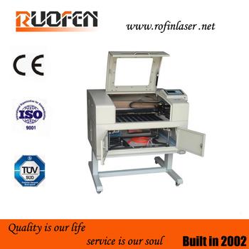 laser engraving machine for rubber sheet