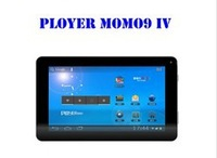 "Wholesale Price Ployer MOMO9 IV 7"" Tablet RK3066 Dual Core Android 4.1 1GB/8GB Web Camera"