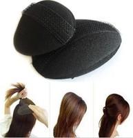 Min. order $9 Princess style hair heighten device bulkness sponge hair maker pad TS032