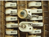 Part Areas Free Shipping Ceramic adjustable capacitor ccw3-2 7-25p 500v