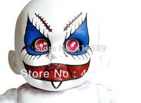 Mezco living dead dolls doll Schitzo Clown bulk-cargo