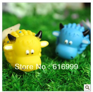 Hot sale fashion dog toys talking toys pet toy cat toys non-toxic natural rubber Garfield color random delivery