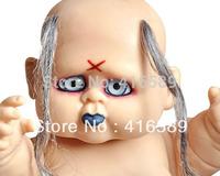 Mezco living dead dolls doll Eggzorcist with gray hair bulk-cargo