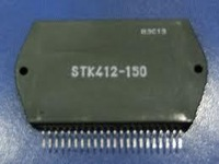 Original disassemble stk412-150