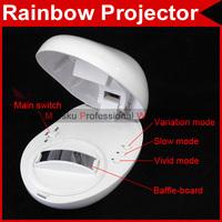 Romantic Rainbow Projector LED Light Room Decoration Led Night Light #042