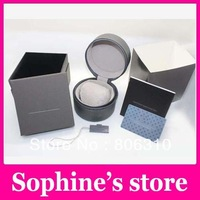 Free shipping hot sale watch box  Watch Display Box Storage Holder original case holder with the logo
