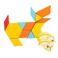 Free Shipping 128pcs/bag Geometric shapes  blocks