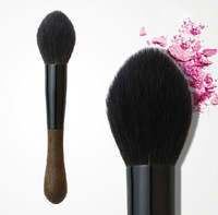 High quality professional makeup brush loose powder blush more light walnut wood with a flame brush head Squirrel HS8115