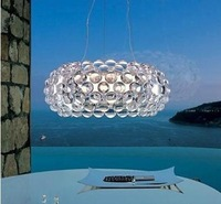 New Bedroom Kitchen House 50cm Foscarini Caboche Ball Pendant Lamp Ceiling Light