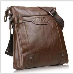 Designer Fashion F Mens Bag One Shoulder Vintage Ipad Messenger Bag MEN Soft Genuine Cow Leather