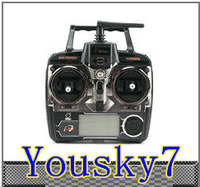 V913,V-913, Remote Controller, Remote Control wltoys RC Helicopter parts
