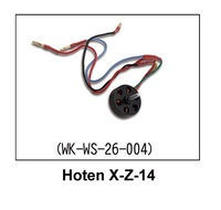 Walkera Hoten X Spare Part HM-Hoten-X-Z-14 Brushless motor (WK-WS-26-004)
