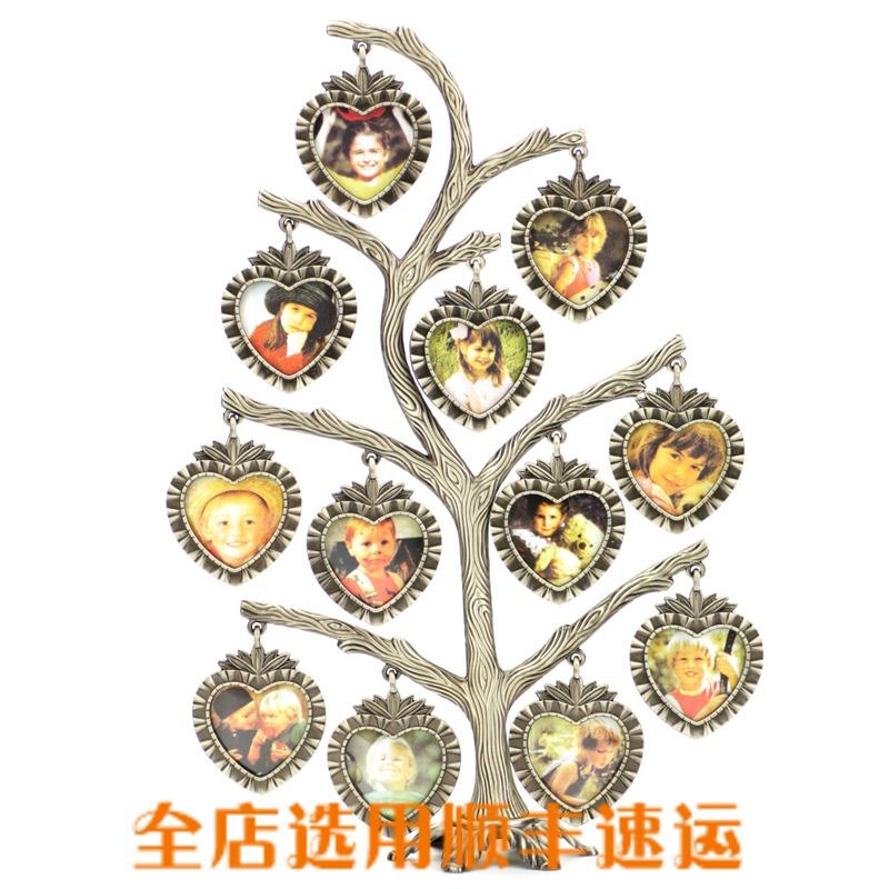 Fotolijsten-home-decoratie-liefde-geluk-boom-homeqi-geschenk